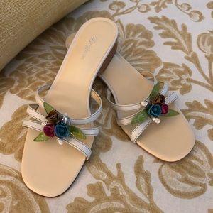 NWOT Brighton Janean Leather Sandals